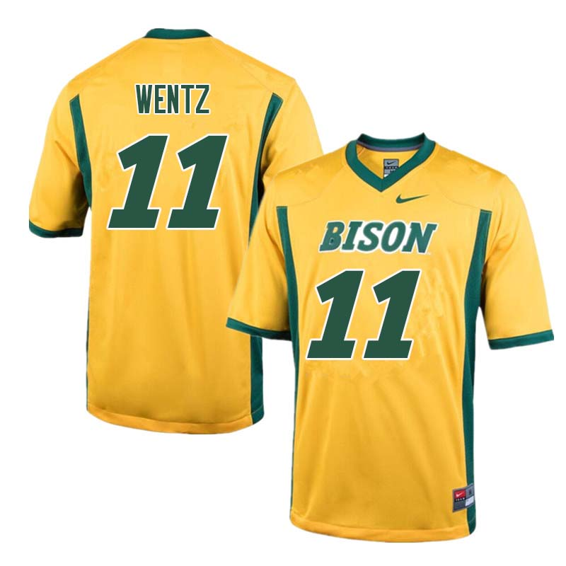 new arrival d391d 8b2ff Carson Wentz Jersey : NCAA North Dakota State Bison College ...